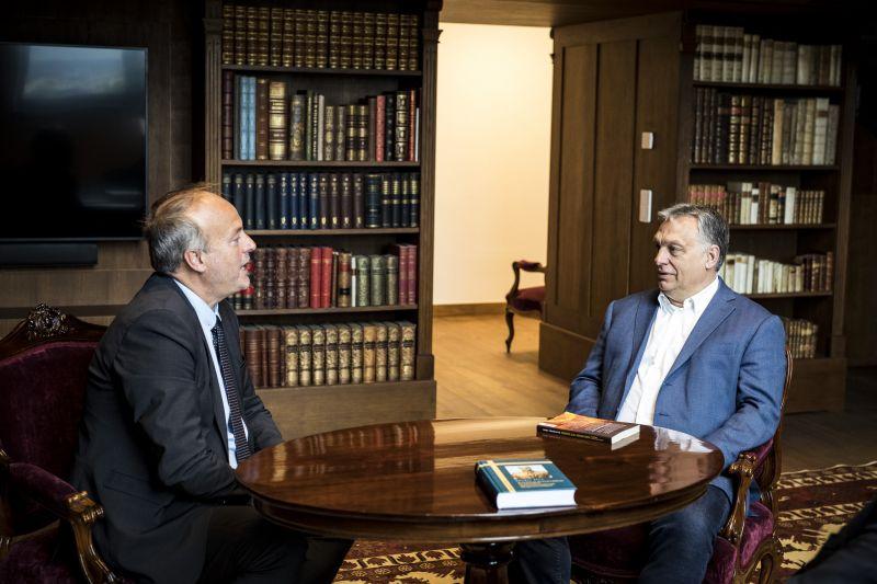 Orbán-Fromager találkozó: a konfliktusok helyszínén kell mindent megtenni a békéért