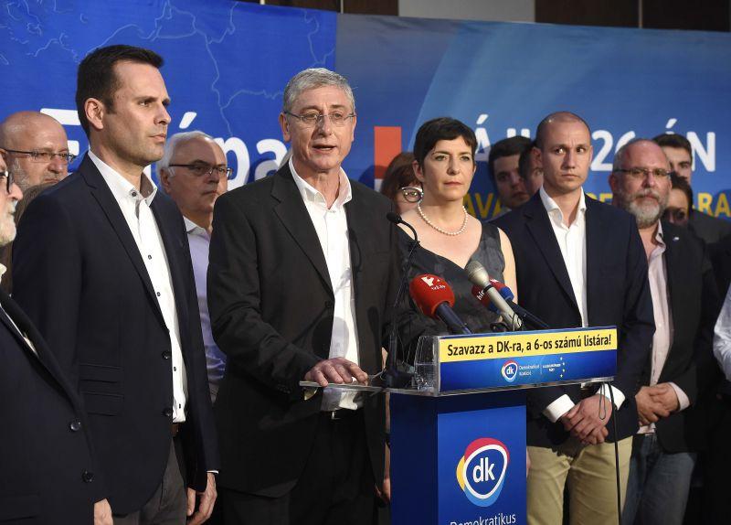 Gyurcsány döbbenetes bejelentést tett, miután a DK lett a legerősebb ellenzéki párt