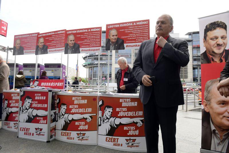 A kommunistáknak is van véleménye az EP-választásról – háború felé rohanunk