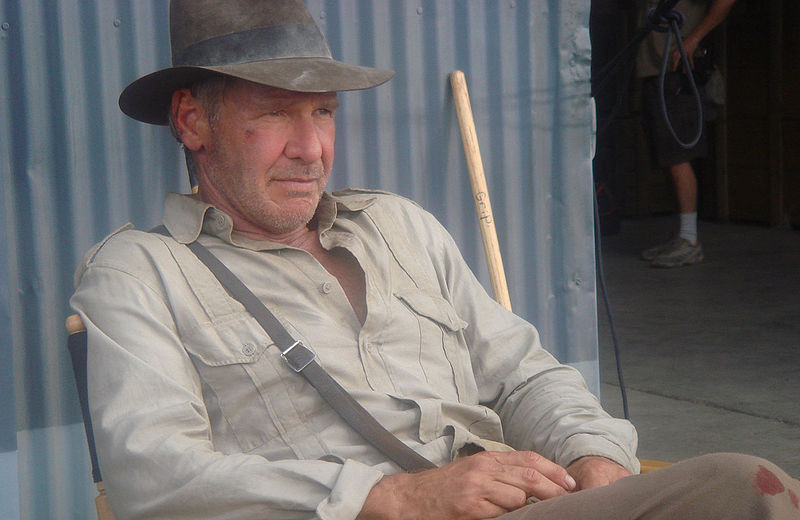 Harrison Ford sírba viszi Indiana Jones-t