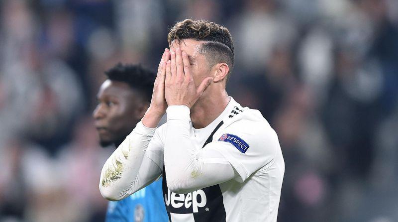 Csúnya gesztus: Ronaldo ellenfele magasságán gúnyolódott – videó
