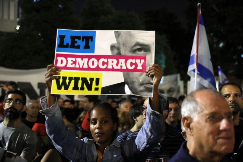 Nem sikerült összehozni a kormánytöbbséget Netanjahunak