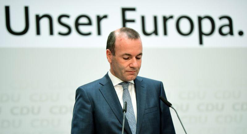 Weber: a magas részvétel erősíti az Európai Parlament legitimációját