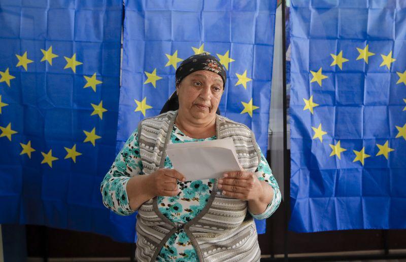Romániában is rekordot döntött a részvétel