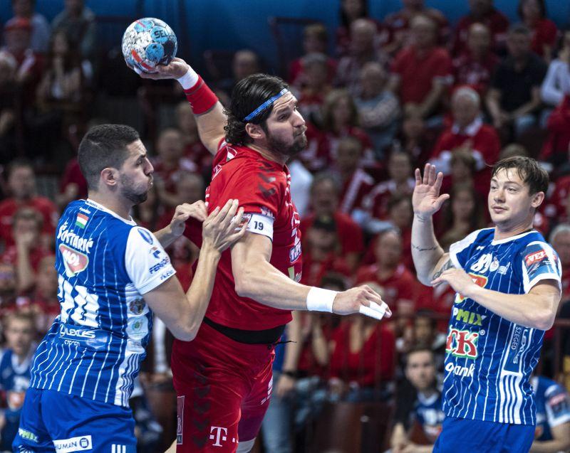 Csúnyán kikapott a Pick Szeged a Veszprémtől