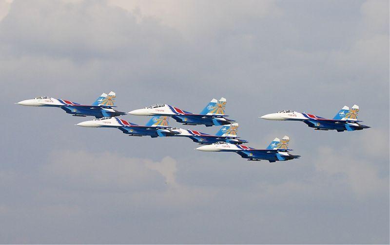 Orosz nehézbombázókat fogott el az amerikai légierő