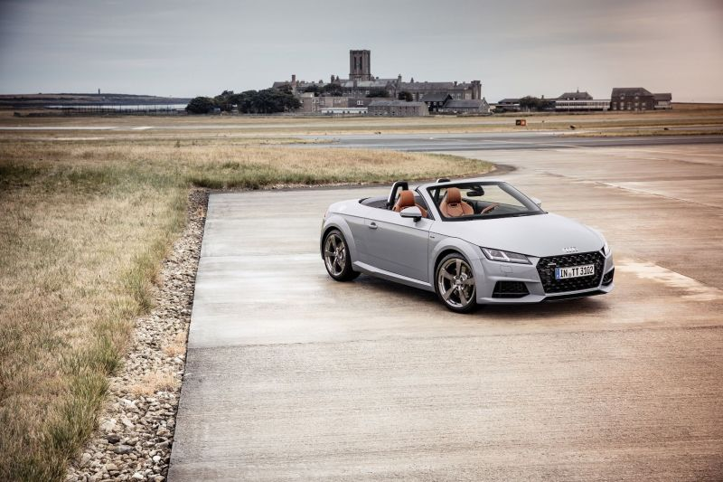 Nem gyárt több TT-modellt a győri Audi