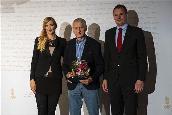 Életműdíjat kapott Dunai Antal