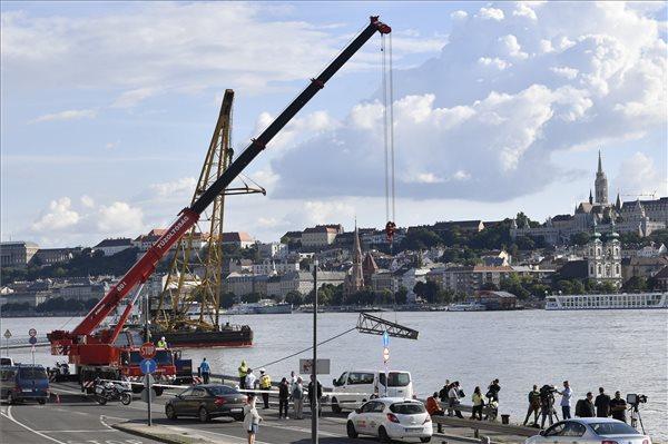 Letartóztatták a dunai hajóbaleset feltételezett okozóját