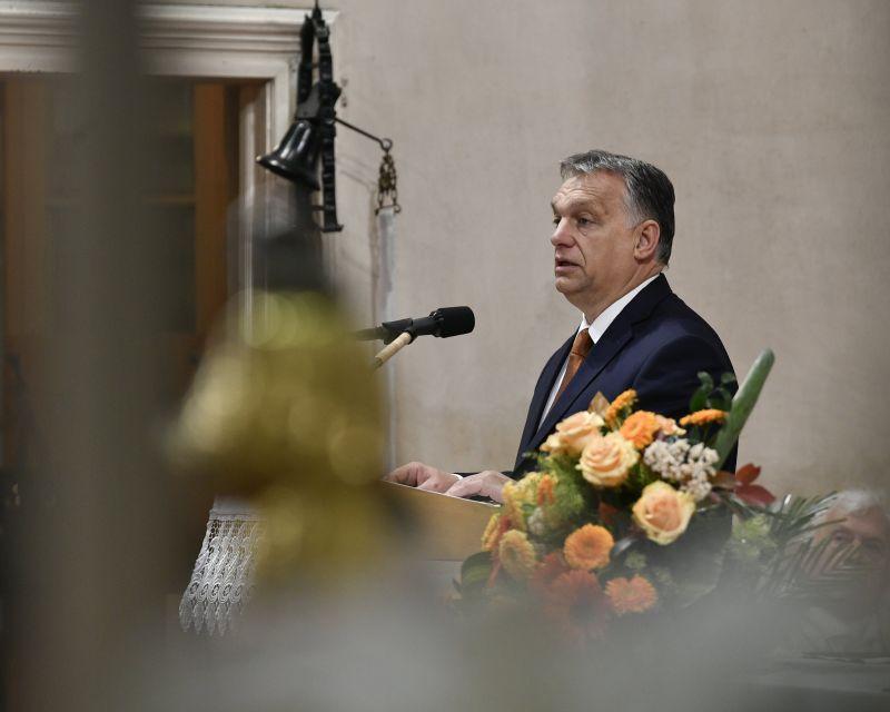 Orbán: ma kétszer annyi gyermek tanul egyházi iskolában, mint tíz évvel ezelőtt