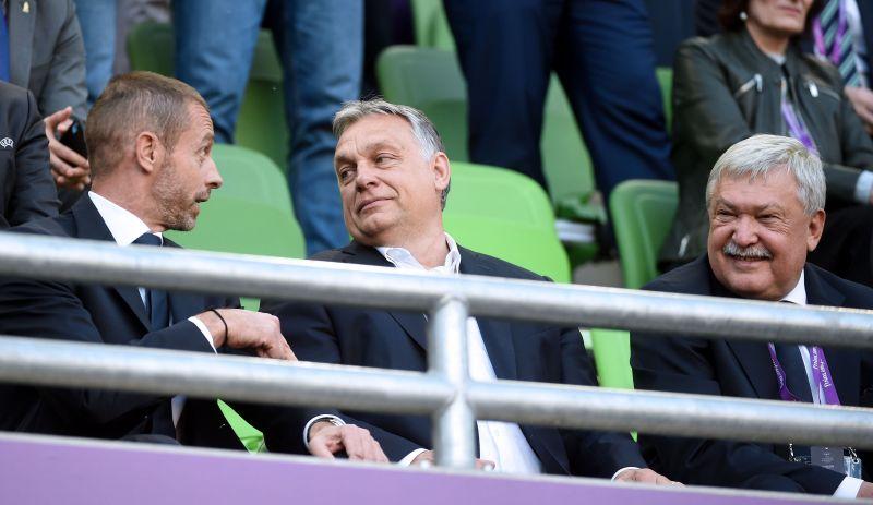 Magyar gól is született a női BL-döntőben Budapesten, Orbán Viktor közelről láthatta
