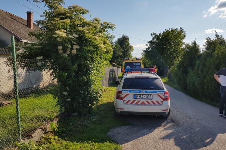 Megölte anyósát egy nő Polgárdiban