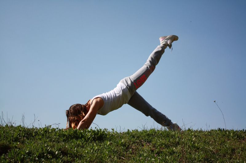 Szabadon, szabadban edzeni