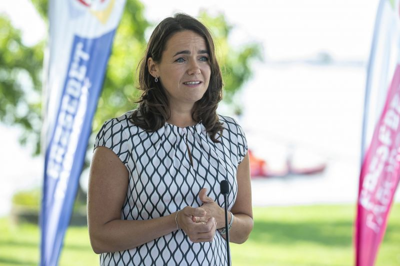 Novák Katalin szerint nagyon könnyű lesz családot lapítani