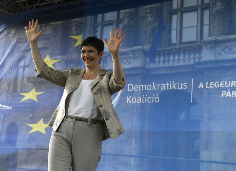 Dobrev Klára az Európai Parlament alelnöke lehet