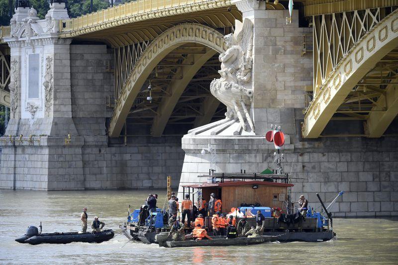 Hajókatasztrófa Budapesten: újabb két női holttestet azonosítottak