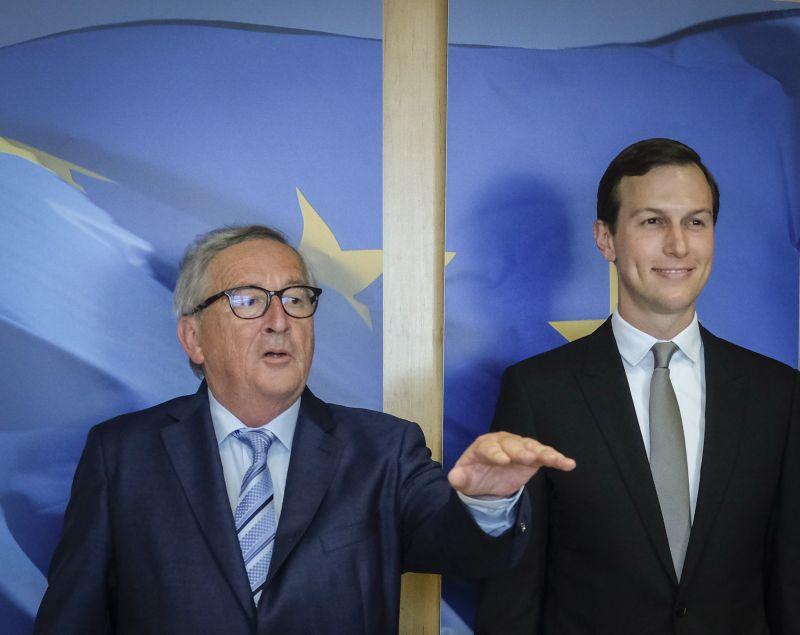 Juncker: mindegy, ki lesz Theresa May utódja, nem tárgyaljuk újra a Brexitet