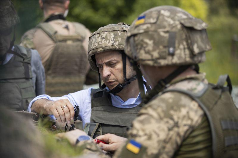 Kiújultak a harcok Ukrajnában – katonák haltak meg