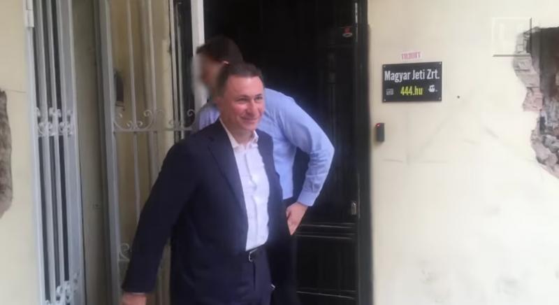 Egy kötvényes kínai lakásában láttak együtt egy magyar helyettes államtitkárt és a körözött Gruevszkit