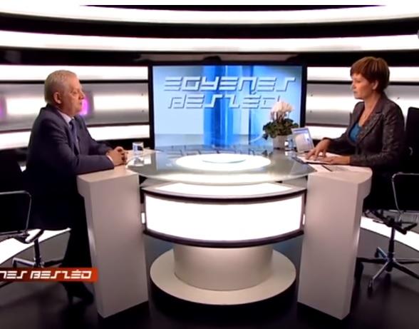 Így reagált Tarlós István arra, hogy Kálmán Olga is főpolgármester akar lenni
