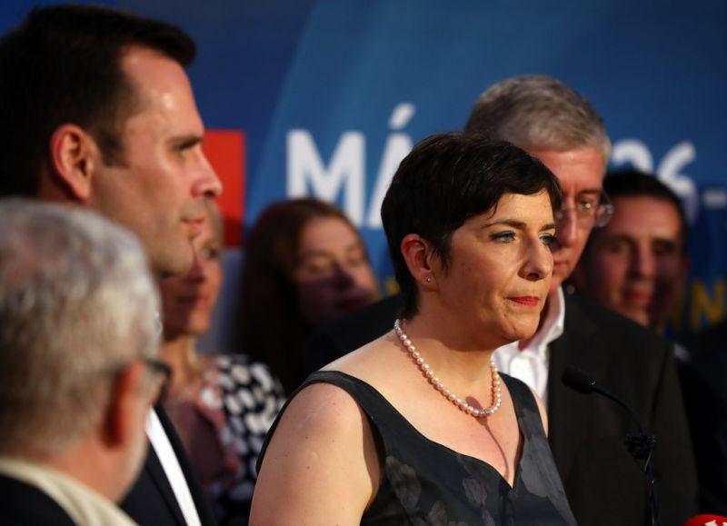 Dobrev Klára nem szavazta meg Járóka Lívia alelnökségét