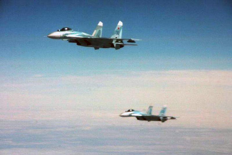 Együtt repültek orosz és kínai vadászgépek