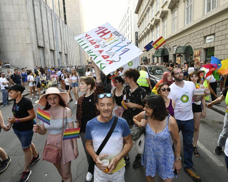 Idén sem múlt el támadás nélkül a Pride
