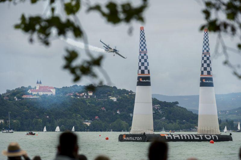 Utolsó Air Race: egy ausztrál volt a leggyorsabb a magyar égen