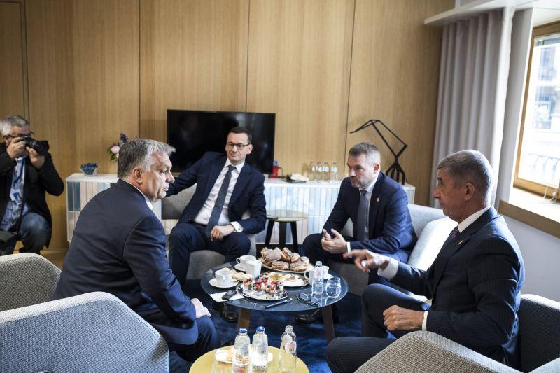 Orbánnál járt az Audi