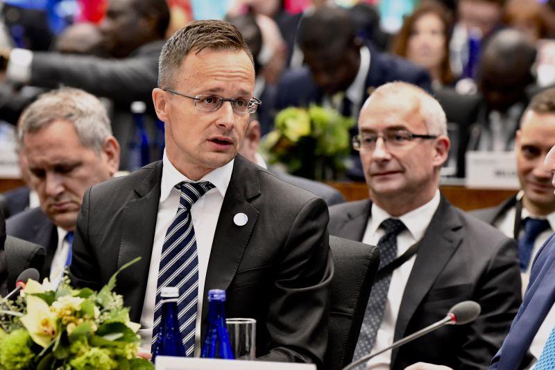 Szijjártó megint az ENSZ-szel vitatkozik