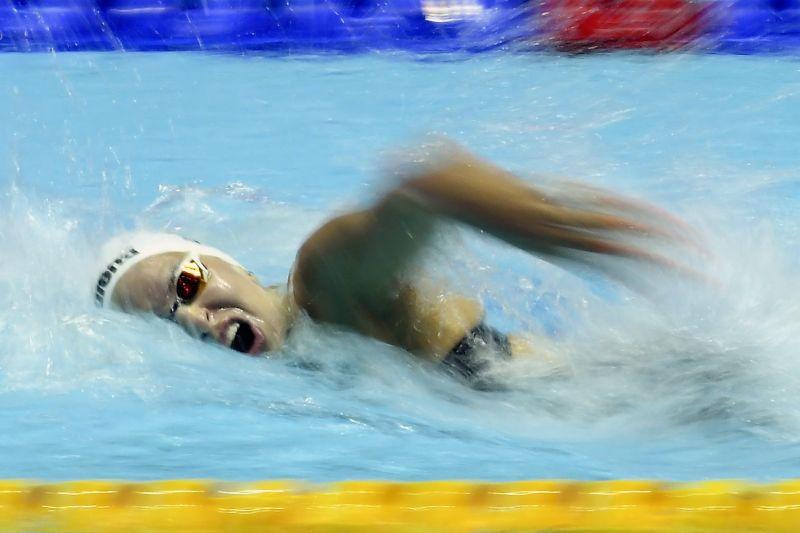 Vizes vb: Késely Ajna döntős 1500 méter gyorson, Kozma és Bohus is elődöntőt úszhat