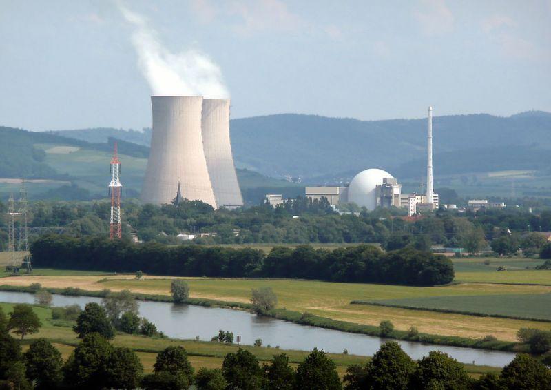 Megdőlt a melegrekord Németországban, még egy atomerőművet is le kellett állítani