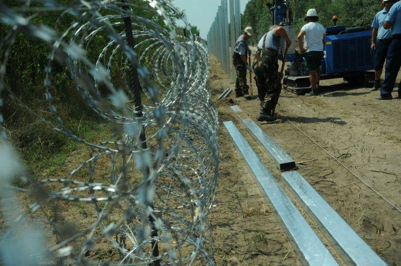 Szlovénia: semmi szükség kerítésre a határon