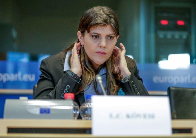 Az EP ismét támogatásáról biztosította Laura Codruta Kövesi európai főügyészi kinevezését