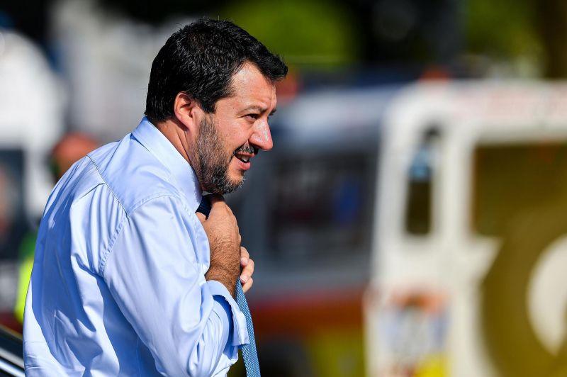 Lehet, hogy Moszkva finanszírozta a pártját, mégsem akarják kihallgatni Salvinit