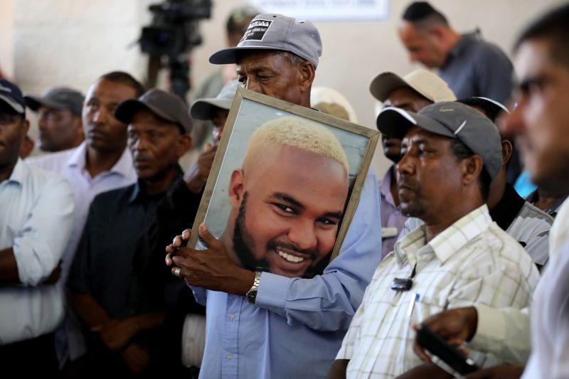 Etiópok bénították meg Izraelt