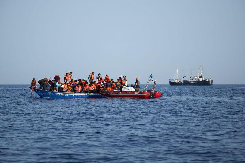 Íme a V4-ek álláspontja a Földközi-tengerből kimentett menekültekről
