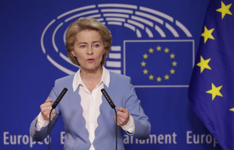 Ursula von der Leyen az Európai Bizottság új elnöke