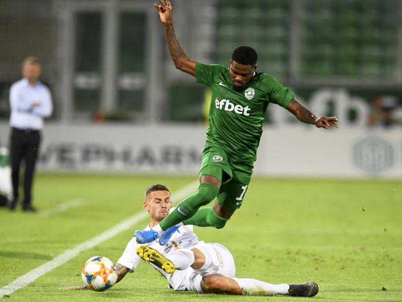 A Ferencváros kettős győzelemmel jutott tovább