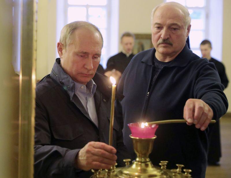 Putyin, a keresztapa
