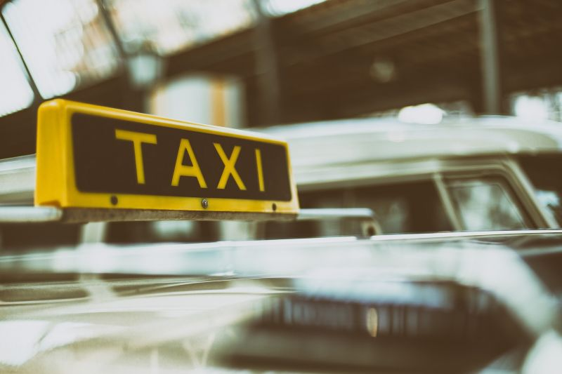 Taxi ütközött a 4-6-ossal