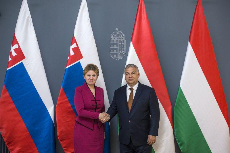 """Orbán: """"Évről évre jobb a magyar-szlovák viszony"""""""