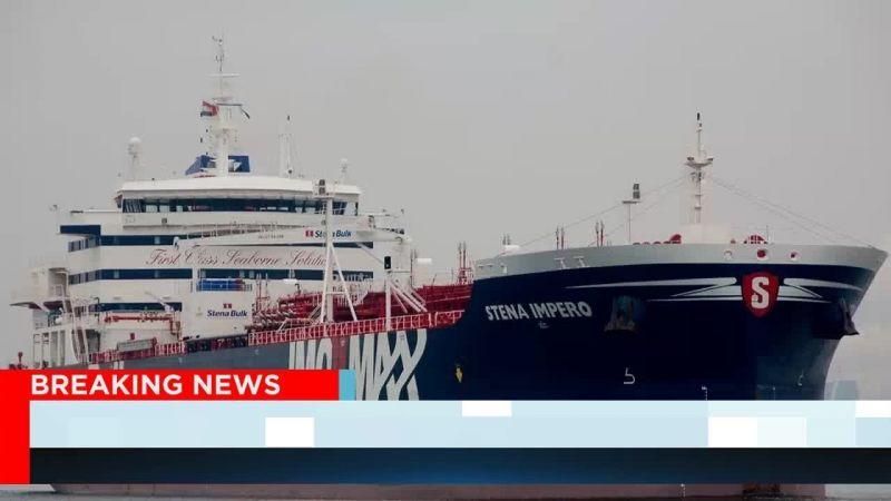 Irán elfoglalt egy brit tartályhajót, London magyarázatot kér