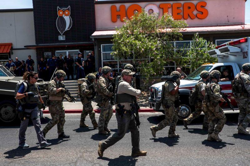 Szörnyű: lövöldözés, rengeteg halott egy amerikai áruházban