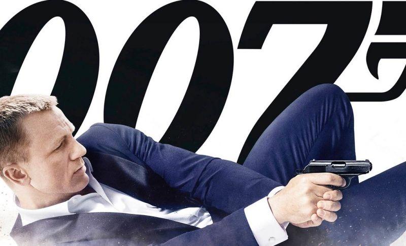 Ez lesz a jubileumi James Bond film címe