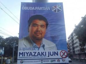 Önkormányzati választás: japán japánnak farkasa