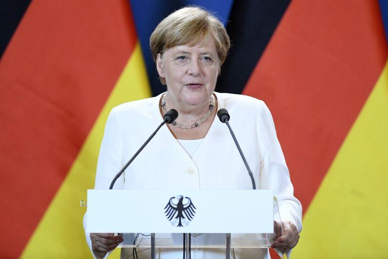 Merkel tovább emelné az Unió klímacélját