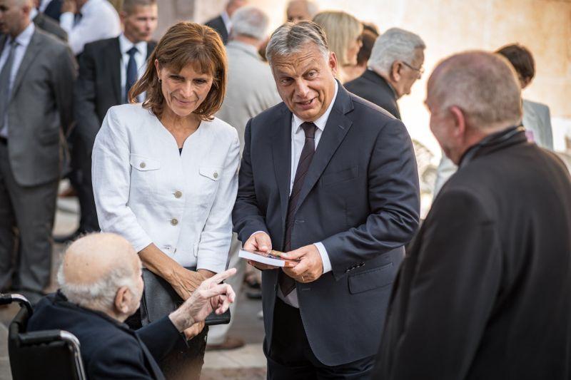 Ezt üzente augusztus 20-án az országnak Orbán Viktor