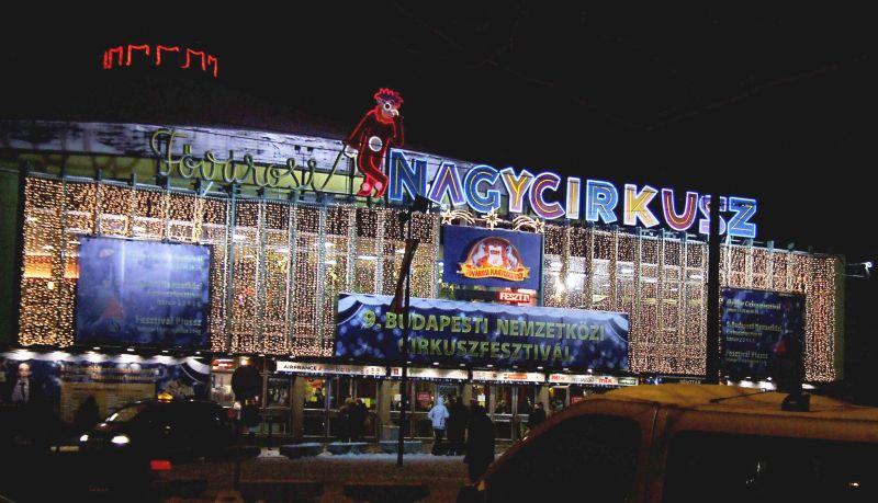 A főváros közepére tervezik az új cirkuszt