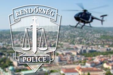 Lövöldözés Ráckevén – a rendőrök már a helyszínen vannak